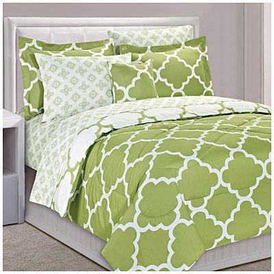 Dan River King 8 Piece Bed In A Bag Comforter Sets At Lots