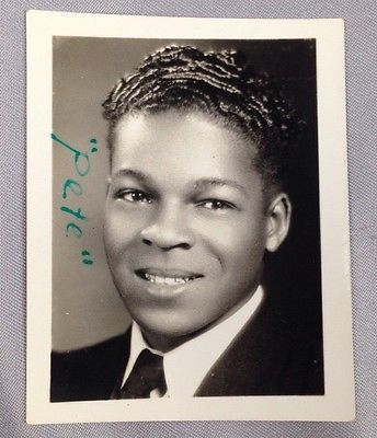 Photograph of Handsome African American Man