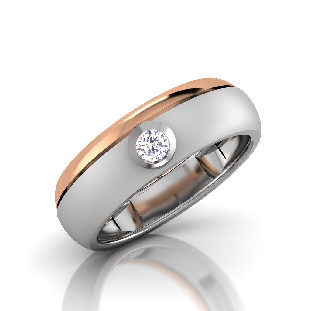 Buy diamond zeus band ring for him jewellery online band