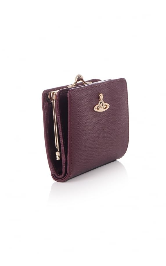 063ccd29072 Vivienne Westwood Bags small opio saffiano leather purse | vivienne ...