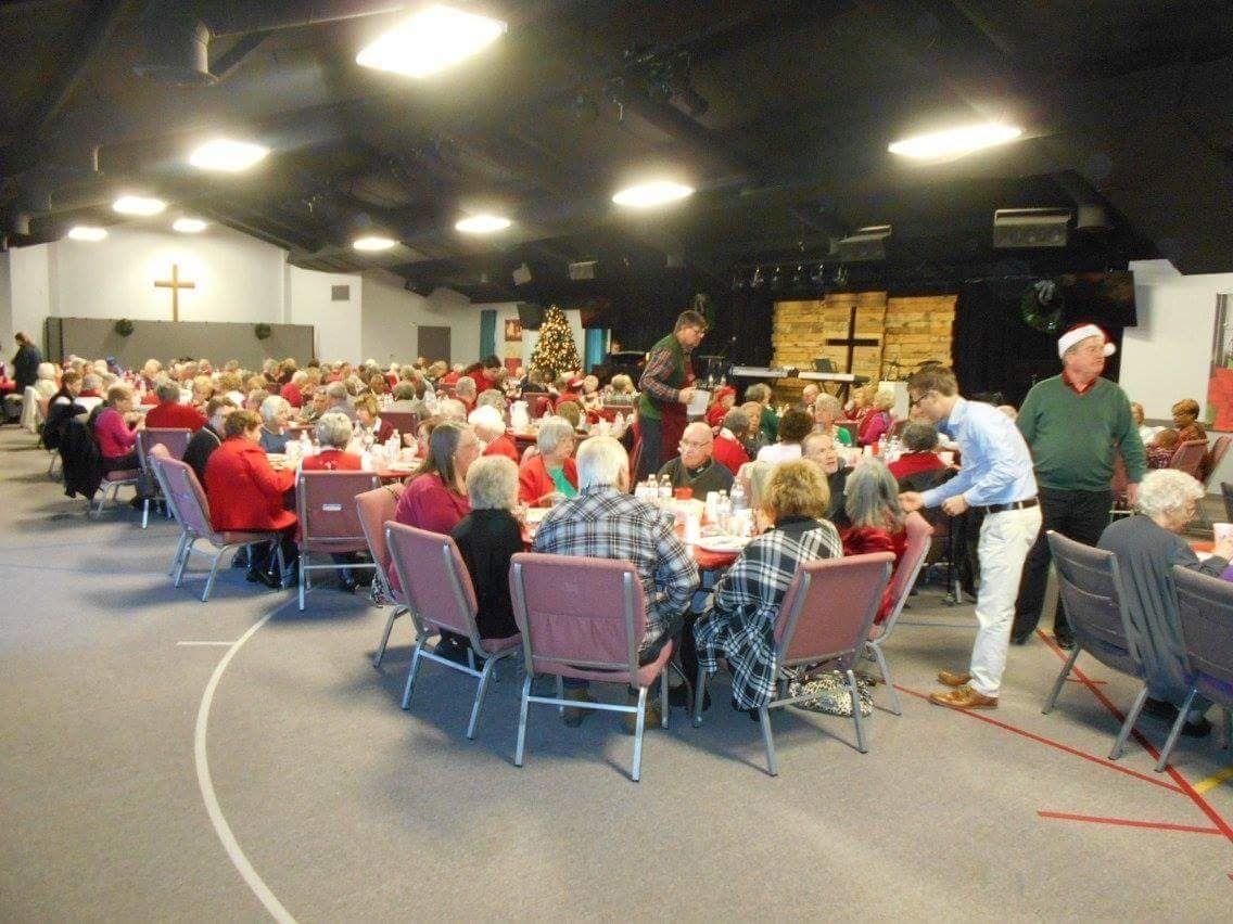 Christmas Party Ideas For Senior Citizens Part - 23: Senior Citizenu0027s Christmas Party - Waxhaw, ...