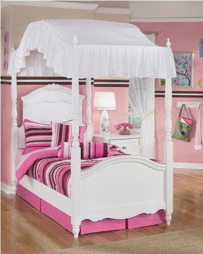Exquisite Youth Canopy Bed Girls Bed Canopy Toddler Canopy Bed