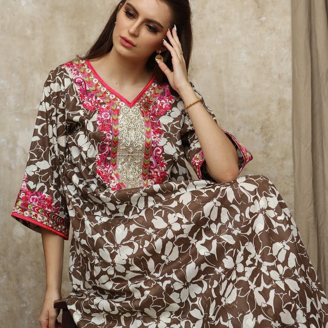 دارالتطريز مشروع قطري 在 Instagram 上发布 المجموعة الجديدة مجموعة الجلابيات القطرية جلابيات قطن السعر ٦٥٠ ريال Many Thanks From Th Fashion Floral Tops Dresses