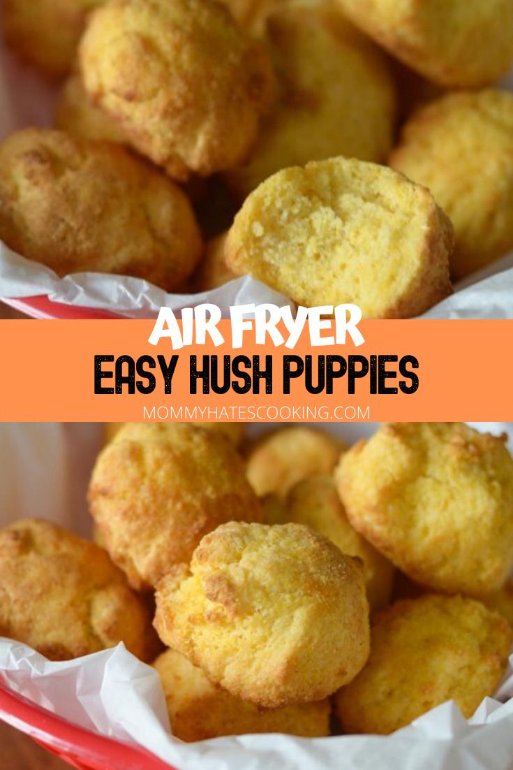 Air Fryer Hush Puppies in 2020 Air fryer recipes, Air