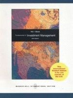 Buy Fundamentals of Investments Management, with S books from nbcindia.com