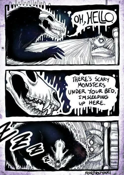 Best Funny Comics Just monster Just monster 2