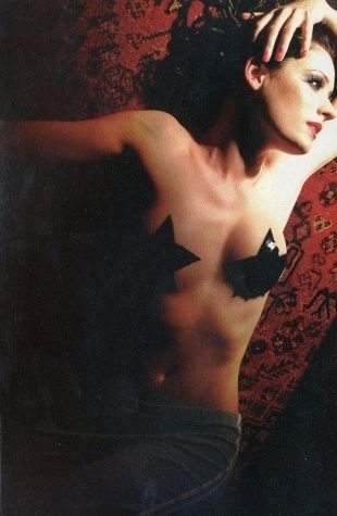 hot Paget brewster
