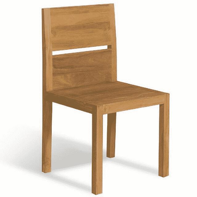 Teak chair indoor • Enthusiasteak Furniture