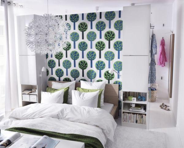 Kleine schlafzimmer kreativ gestalten 45 zeitgen ssische ideen home pinterest kleines for Kreativ kleines schlafzimmer
