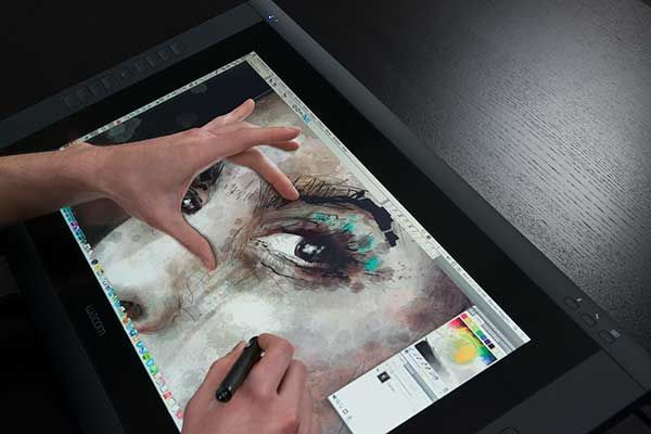 Wacom Cintiq 27 Hd Touch