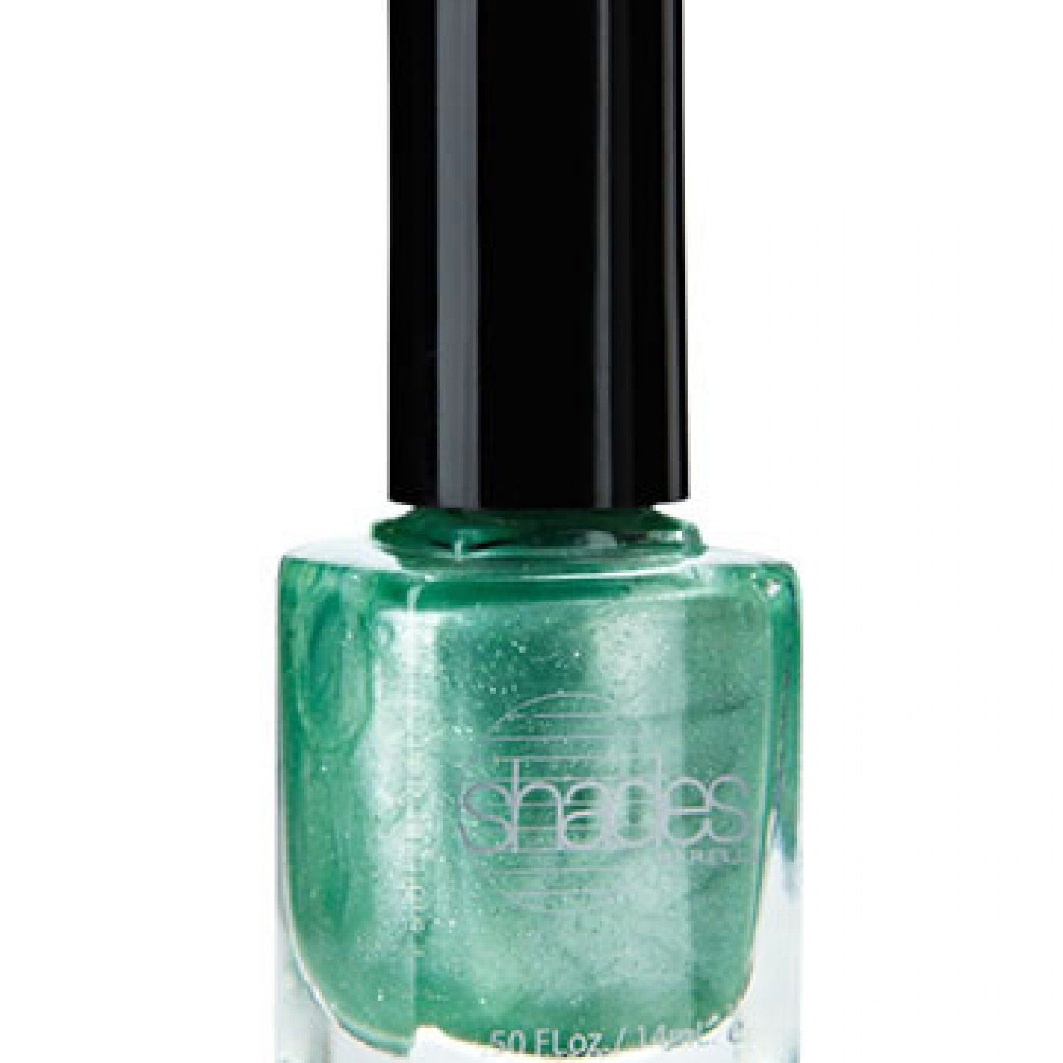 New favorite summer nail hue: a fresh, minty green with barely-there glitter. - FamilyCircle.com