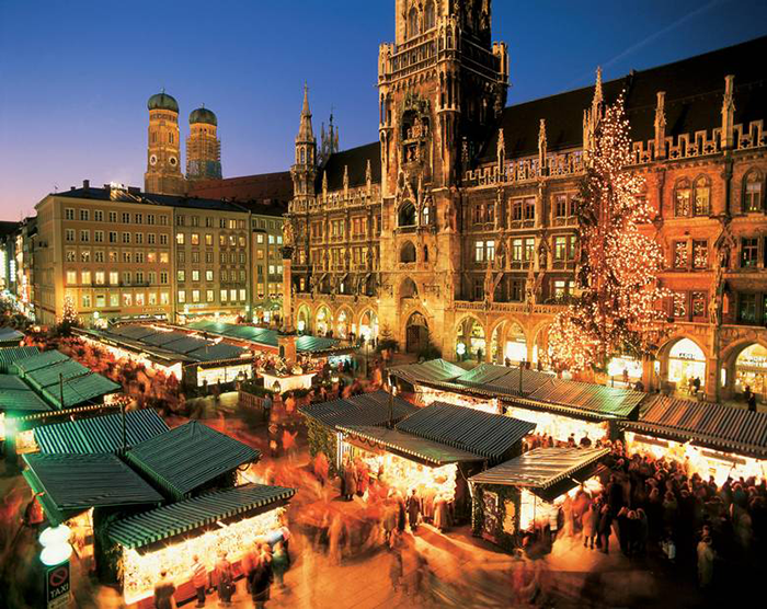 11 Christmas Markets To Visit While Traveling Christmas