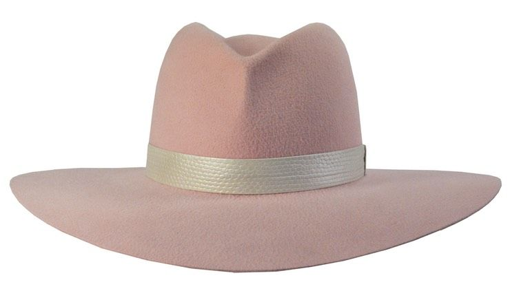488133b78c439 Where To Buy Lady Gaga s Pink  Joanne  Hat If You Want Want To Channel Her  Chic Cowgirl Vibes