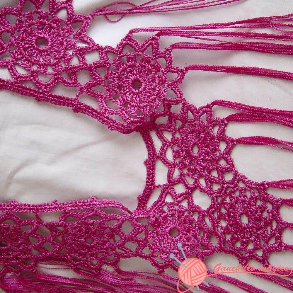 mantoncillo flamenco (2) ganchillo | crochet y punto | Pinterest ...