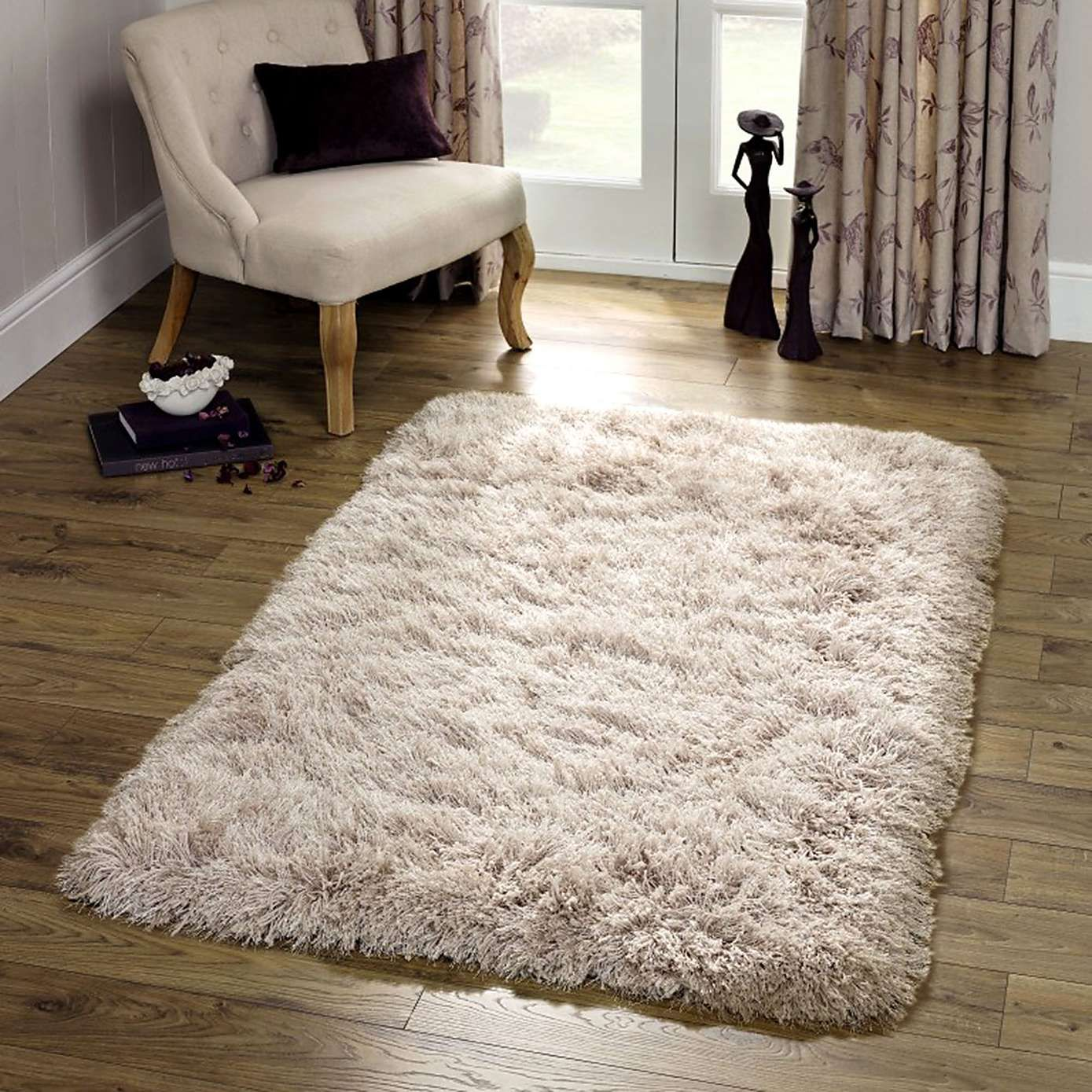 Divine Shaggy Rug Dunelm With Images