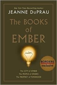 Goodreads The Books Of Ember Books Of Ember 1 3 By Jeanne Duprau Reviews Discussion Bookclubs Used Books Online Book Club Books Used Books