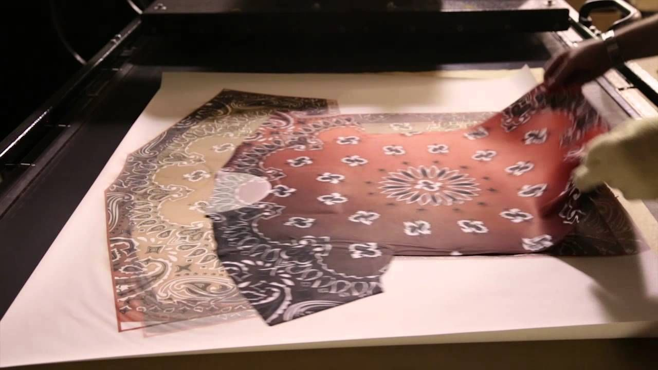 how to do sublimation printing
