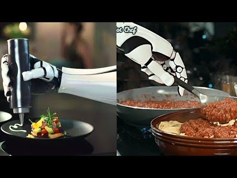Robot Chef\