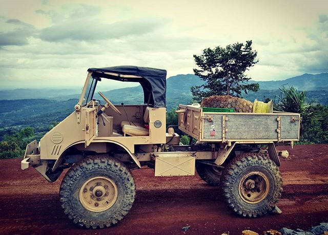 Pin On Unimog 4x4 By Mercedes Benz