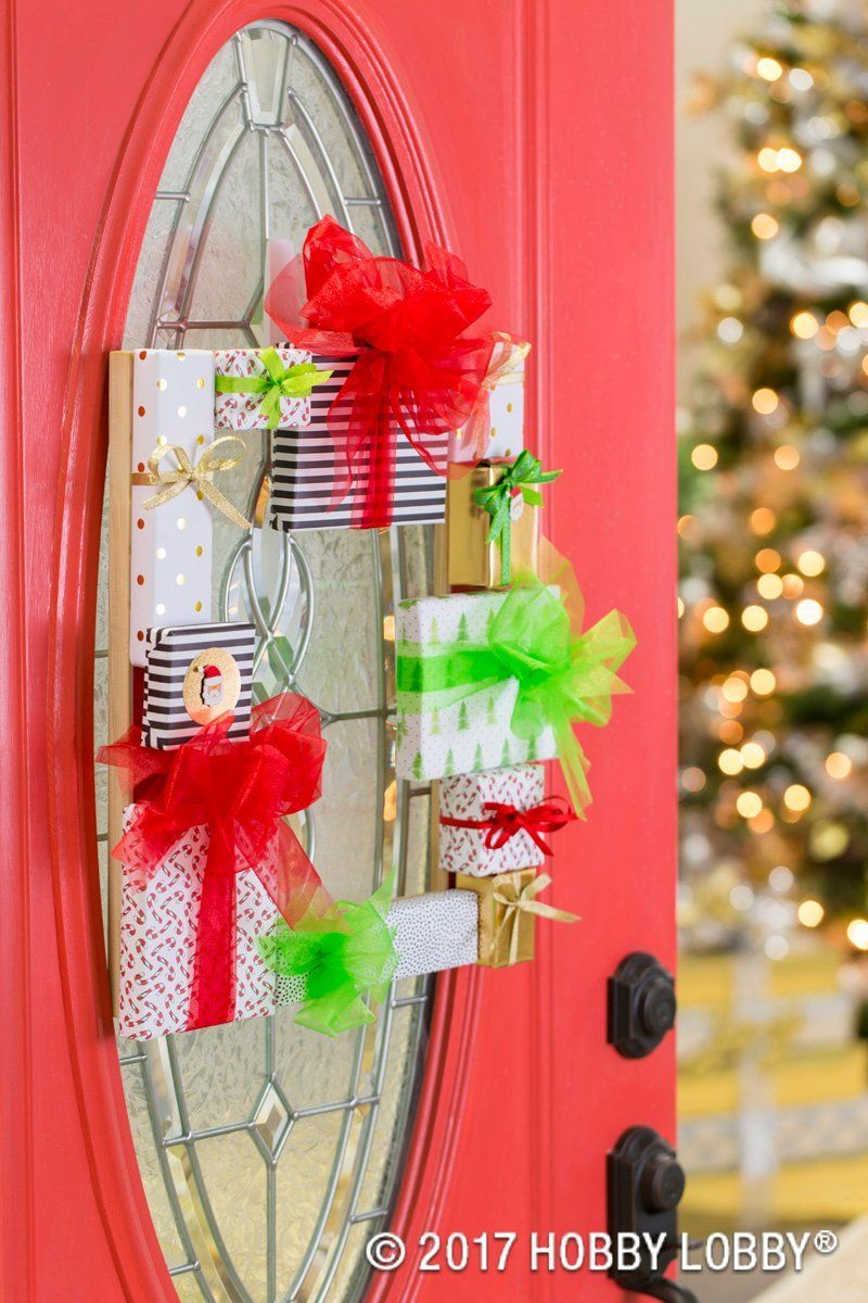 Deck The Halls With Minimal Effort We Wrapped And Embellished Small