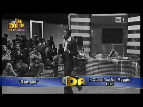 [Italian TV Program] Se - Special Guest: Afric Simone with song 'Ramaya' - 1976