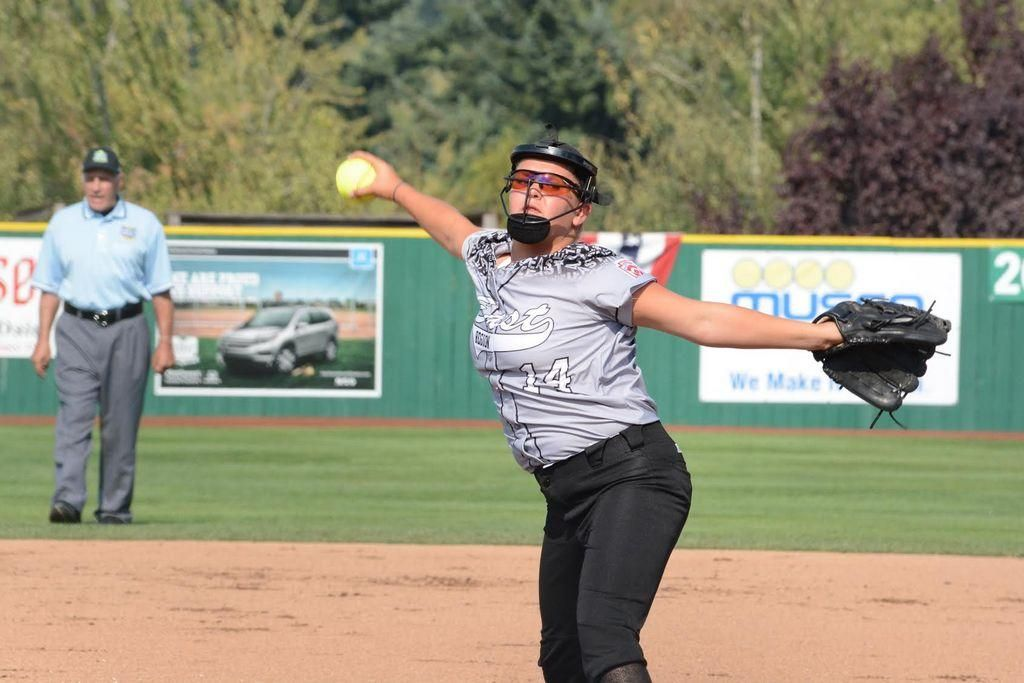 One Step Away Warwick North On To Little League Softball Championship Little League Softball Little League Softball World Series