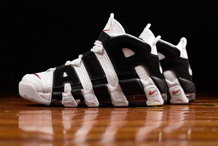 0aca6ed318a02 Nike Air More Uptempo (White Black) – Sneaker Freaker