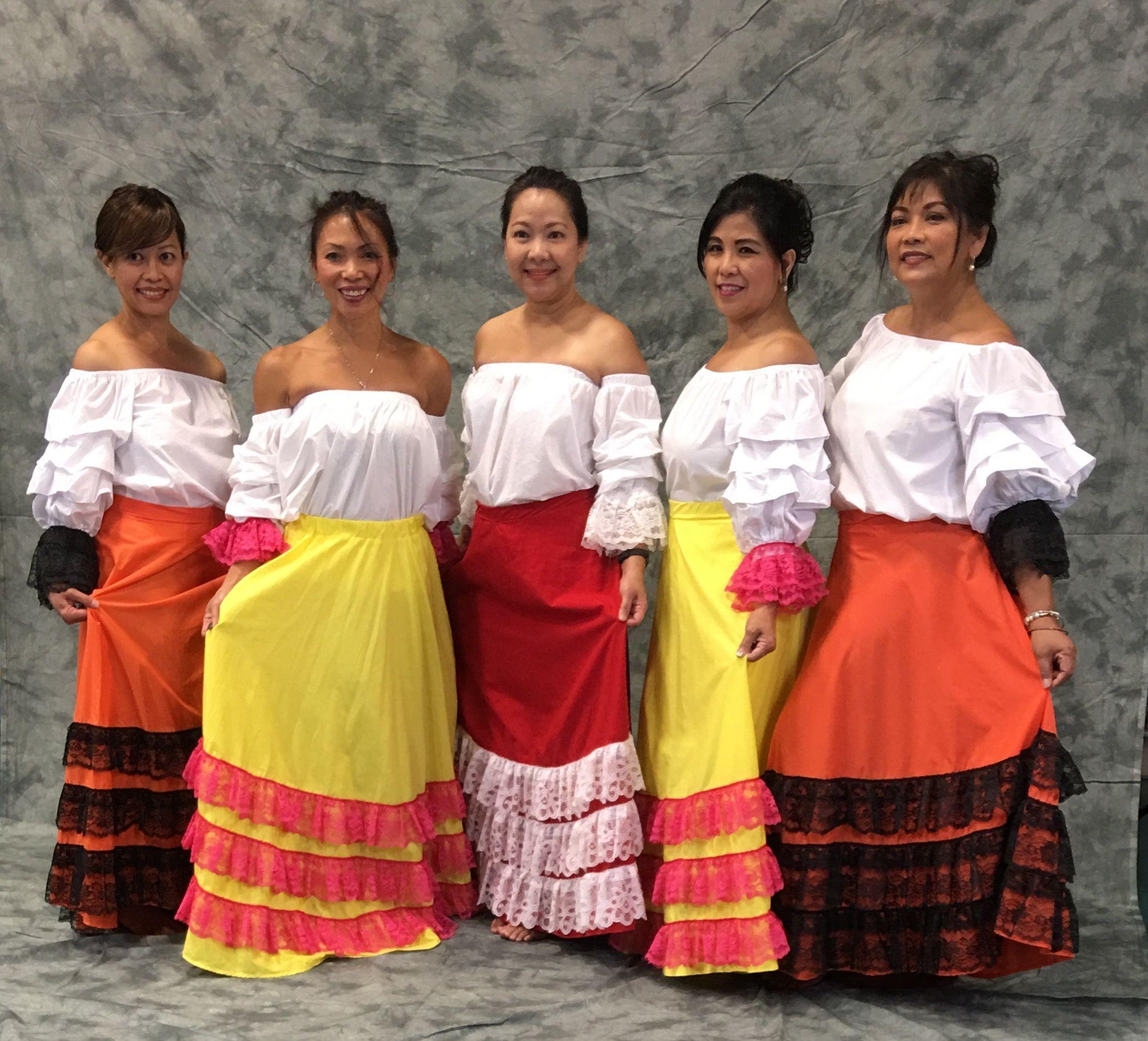 0122afa9c Philippine Folk Dance Costume! #tiklosdancers | Fashion Accessories ...