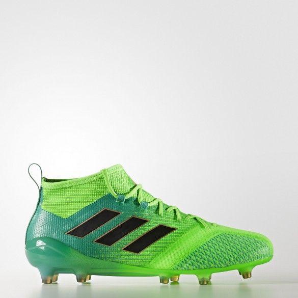 1989f8ac Мужские бутсы Adidas ACE 17.1 Primeknit FG • Профессиональные бутсы для  футбола • Материал: Высокотехнологичный