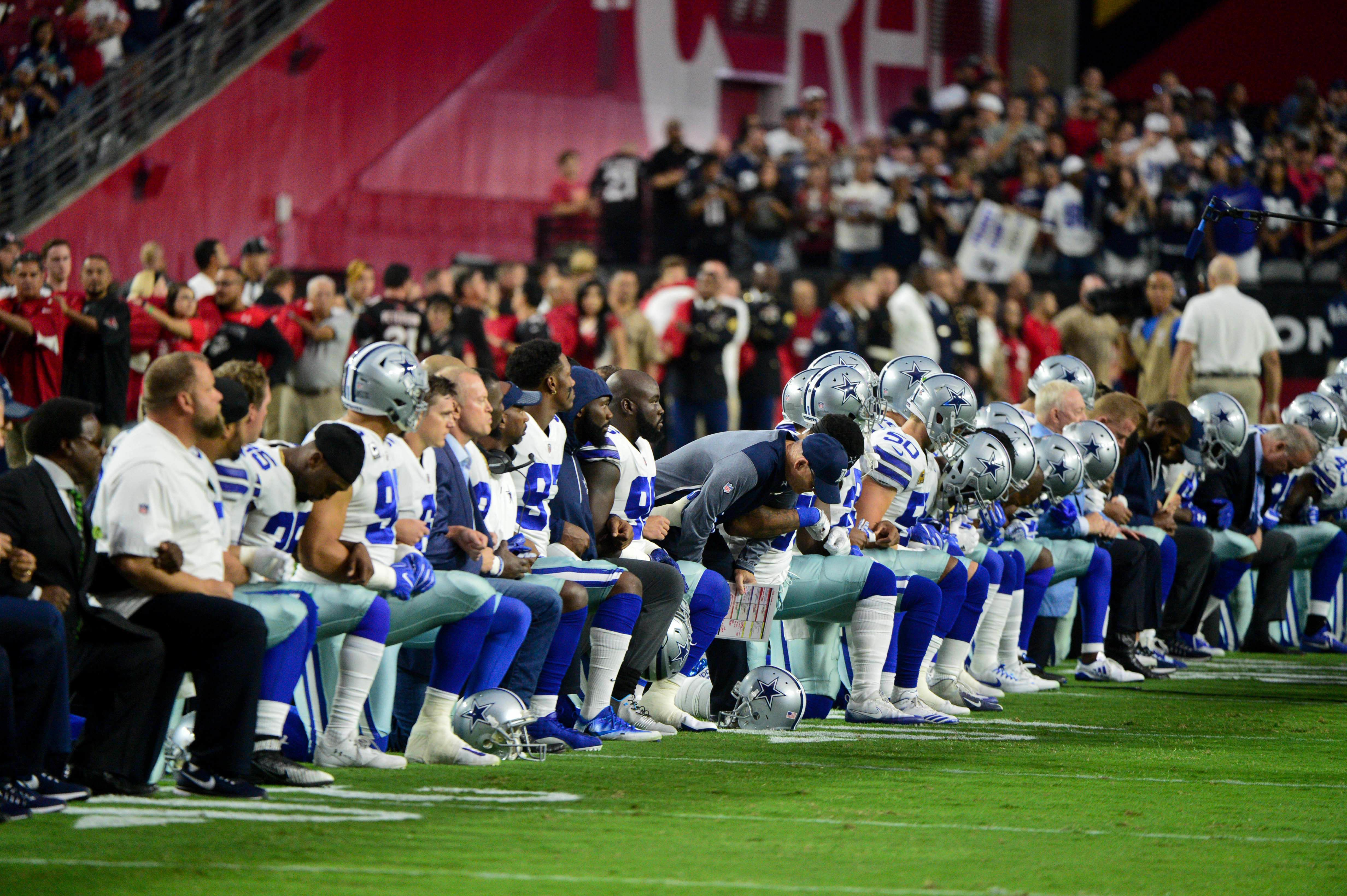 The Nfl Has Always Been Political Nfl Sunday Ticket Monday Night Football Nfl