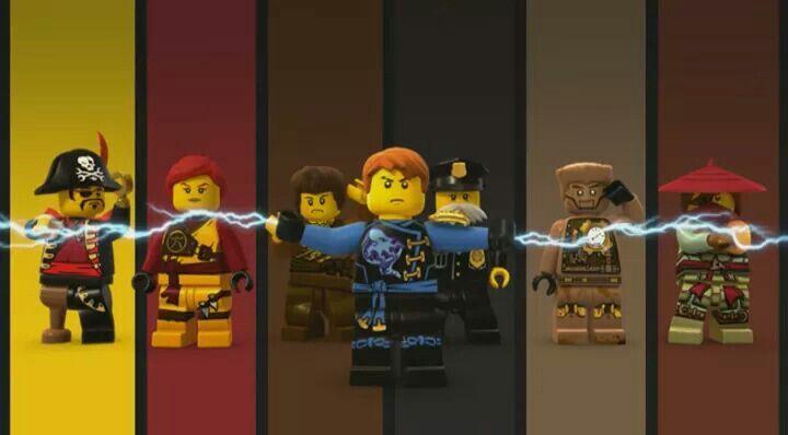Ninjago ( season 6) | Lego ninjago | Pinterest | Humor
