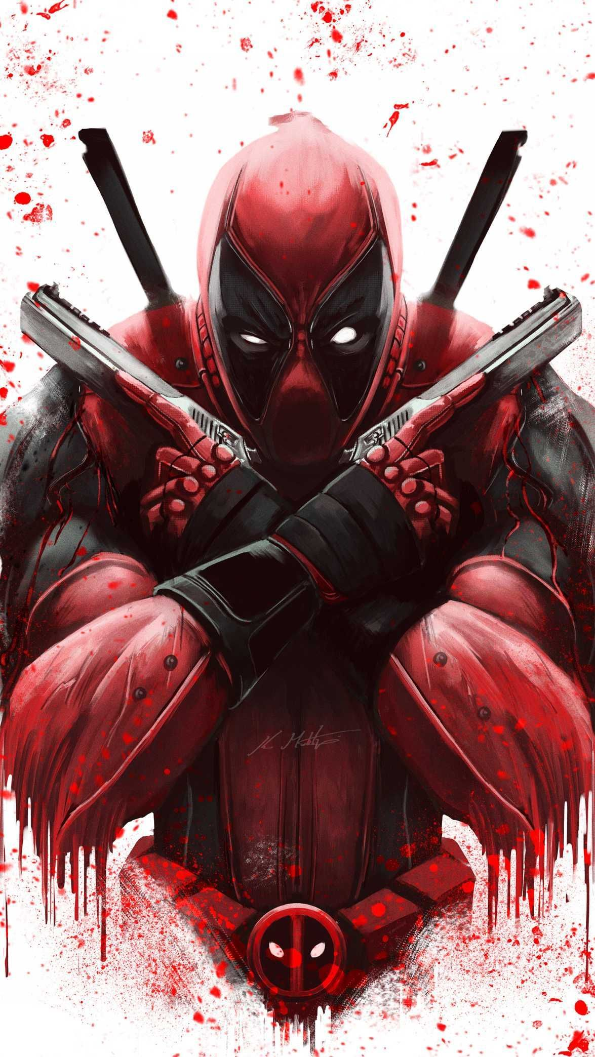 Pin on Deadpool