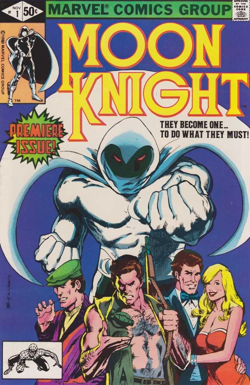 Moon Knight #3 1981 Marvel