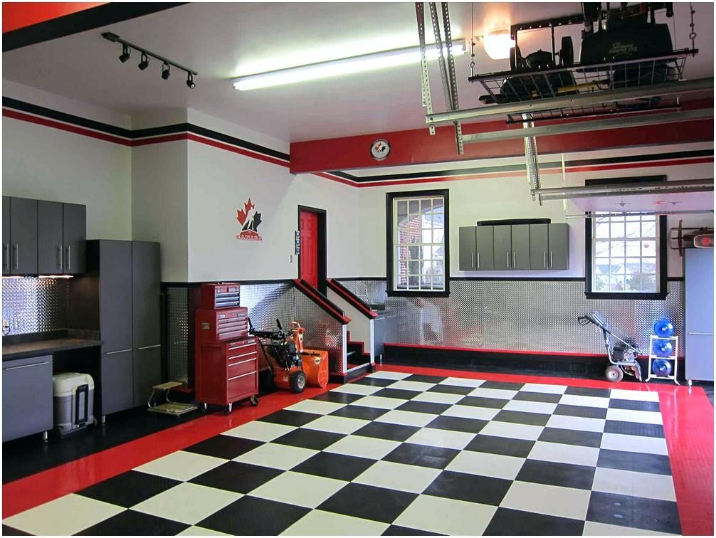 Home Mechanic Garage Layout Ideas Garage Design Interior Garage Interior Mechanic Garage