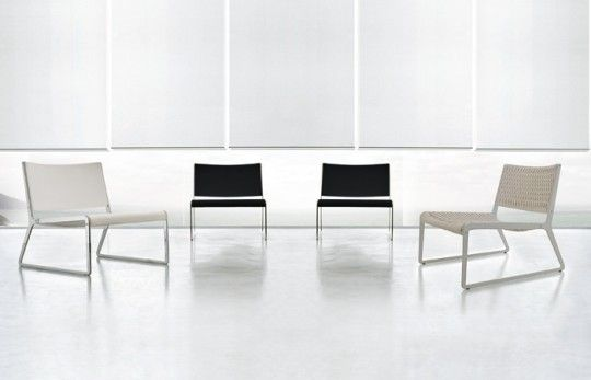 Sedie per esterni di Alivar