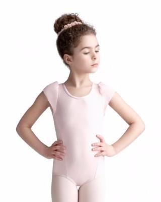 8d1410f66 CLEARANCE - Capezio Child Petal Sleeve Leotard - 10620C - Size 2-4 ...