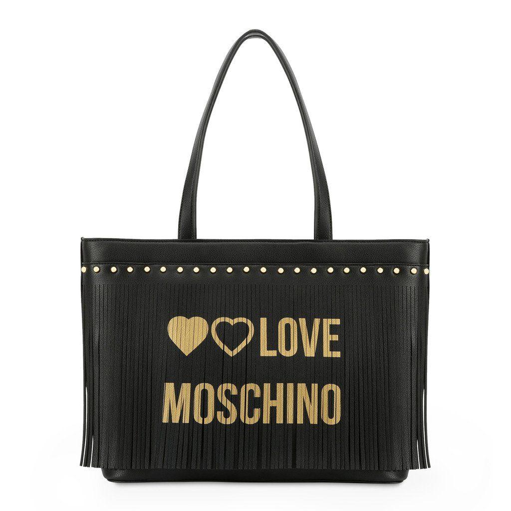 Love Moschino Jc4101pp18ls In 2020 Moschino Bag Black Shoulder Bag Shoulder Bag