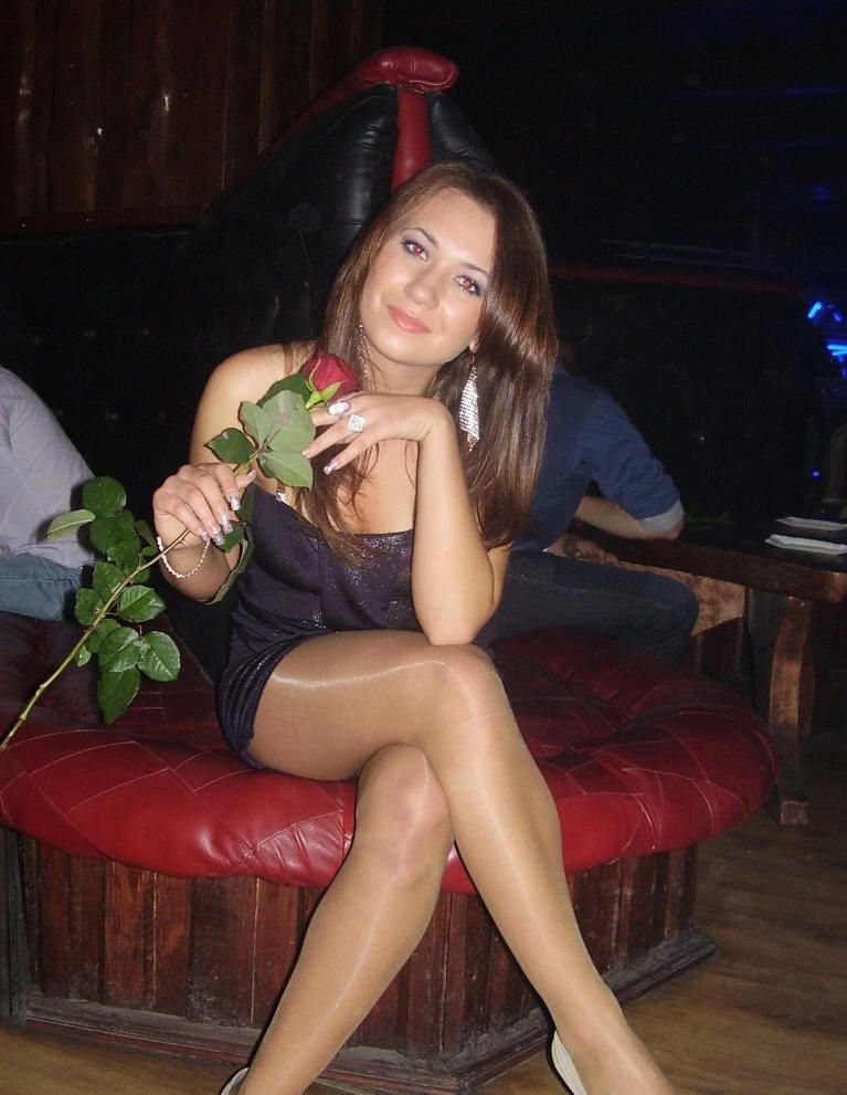 Persian women in pantyhose