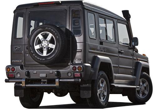 Force Gurkha Suv Car Offroad Vehicles Suv