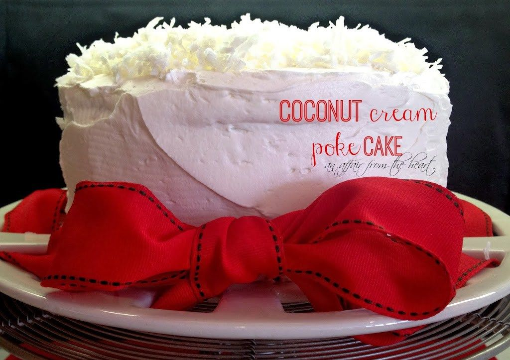 Coconut Cream Cheese Whipped Cream Frosting Recipe