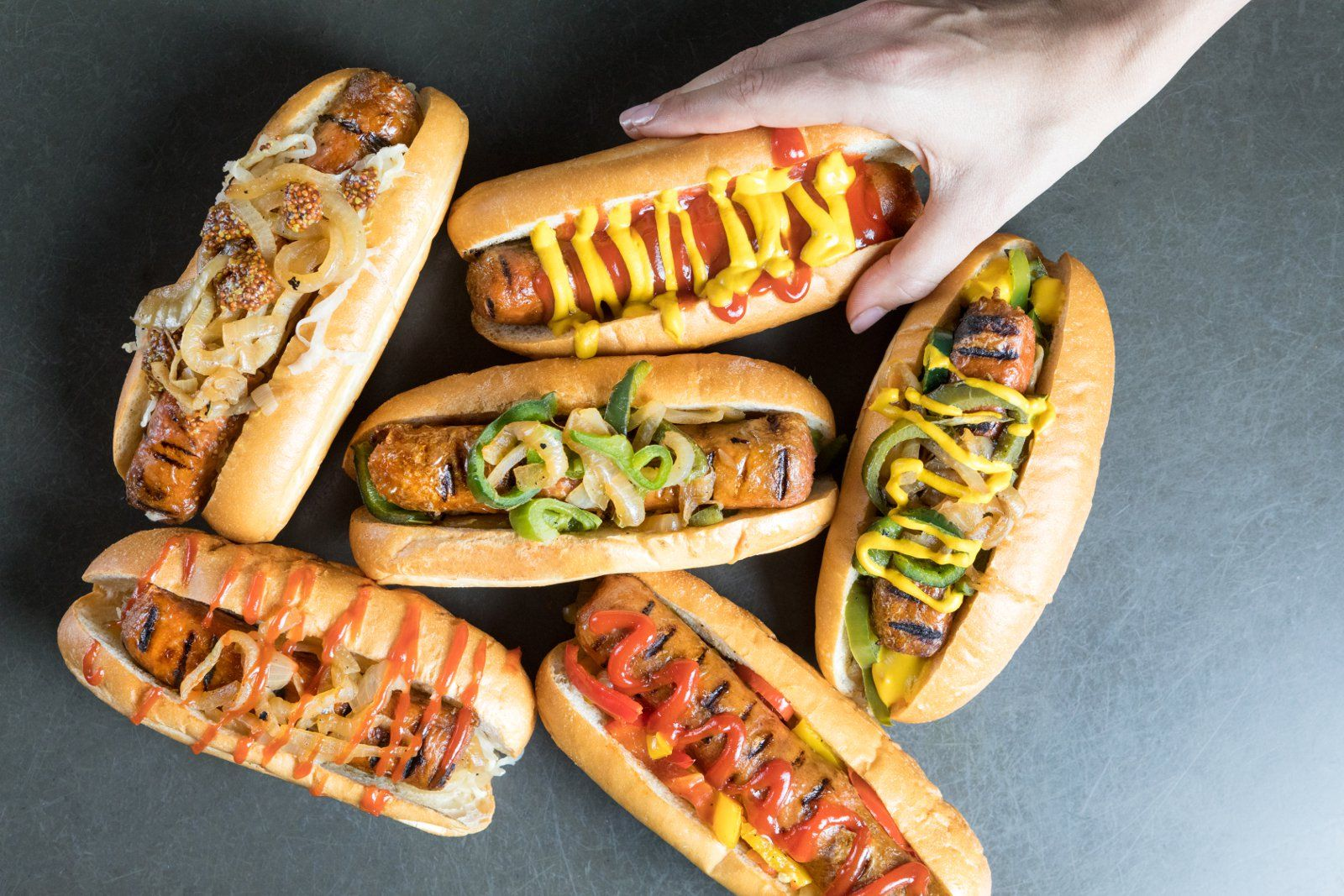 The Beyond Sausage Is Now At Veggie Grill In La