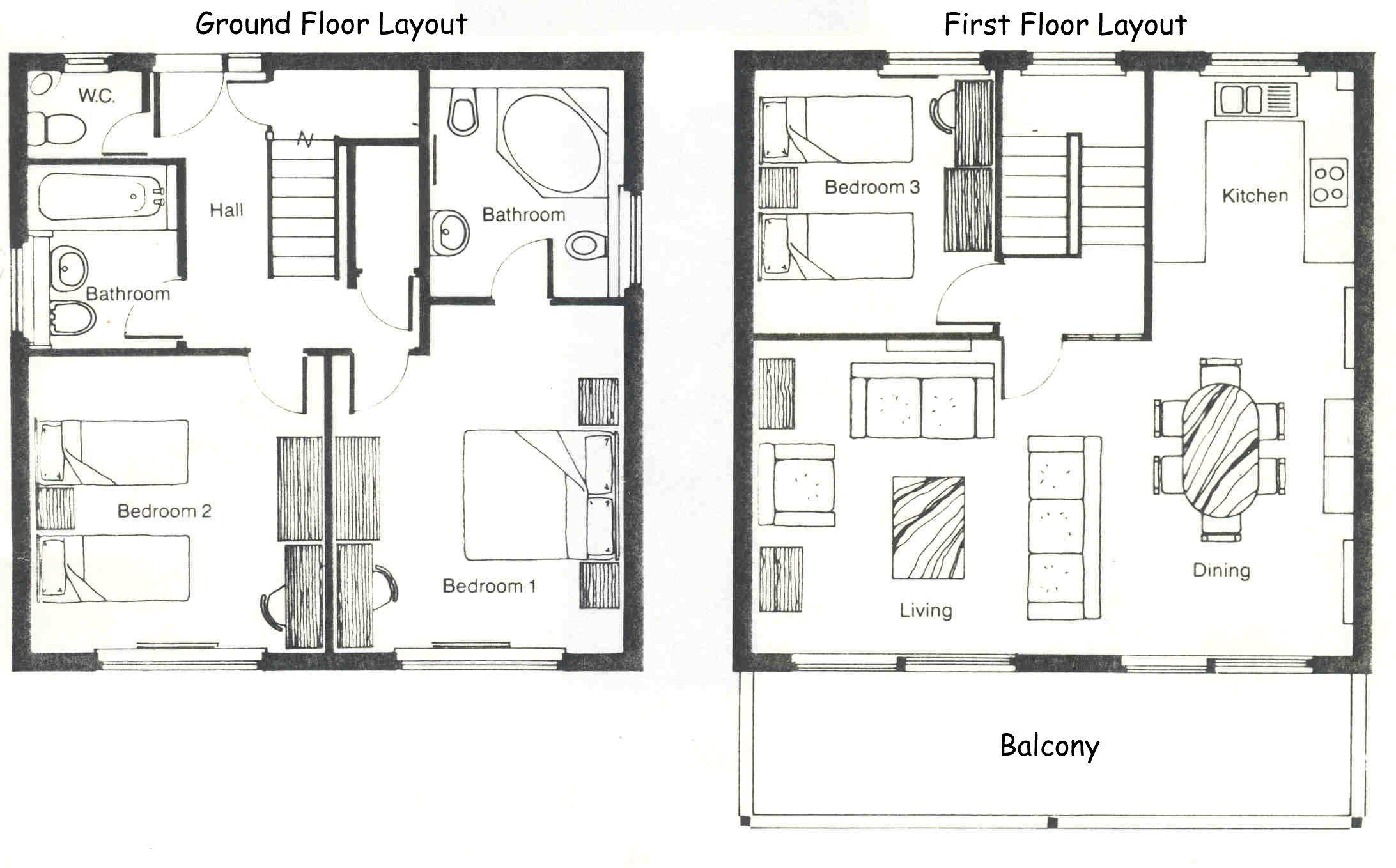 floor plans | Lodge Floor Plans - - Barnsdale Hall Hotel | Floor ...