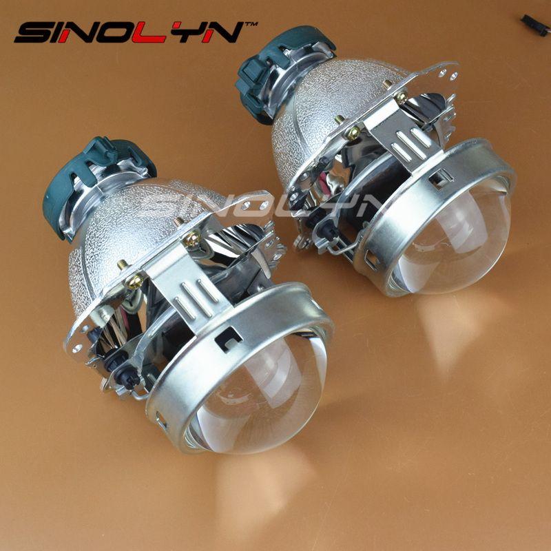 Evox Bi Xenon Projector Lens Reflector Bowls Replacement For Bmw E60 E61 E53 Ford C Max S Max Audi A6 S6 A8 D3 S8 D4 Benz W211 Bmw E60 Bmw Car Lights