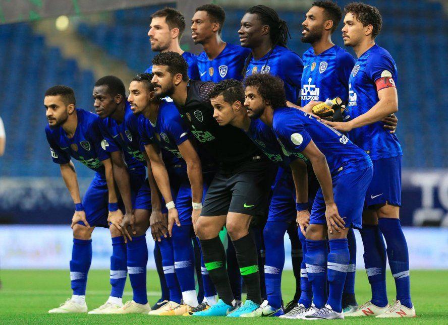 تشكيلة الهلال ضد الأهلي في الدوري السعودي للمحترفين In 2020 Wrestling Sports Soccer
