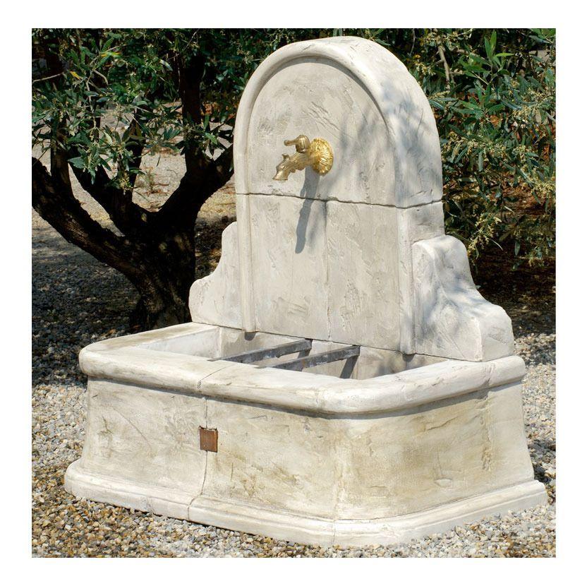 Fontaine De Jardin Fontaine Murale Parement Mural Et Fontaine