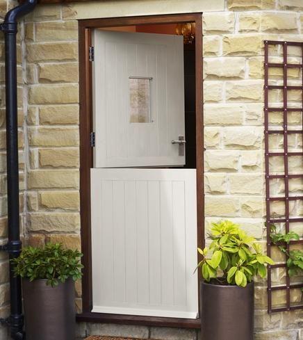 Stable Redwood Door External Doors Doors Kitchen Fittings
