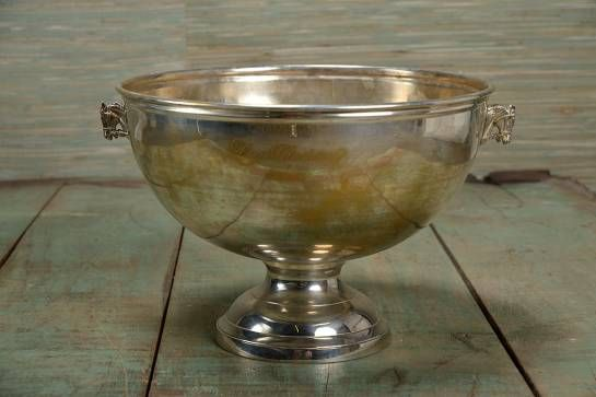 Vintage French Louisroederer Champagnebucket With Silverplate Detail Houston Mecox Interiordesign Mecoxgardens Champagne Buckets French Vintage Vintage