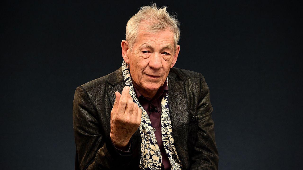 Ian McKellen says gay actors are 'disregarded' by Hollywood