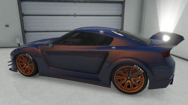 how to get the elegy rh8 in gta 5 online