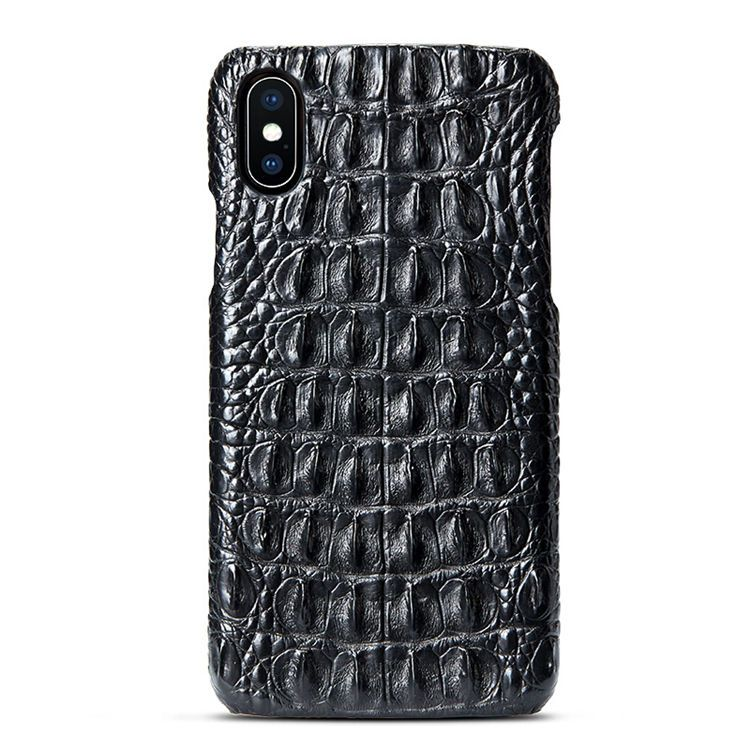 Crocodile iphone xs max xs x case crocodile snapon